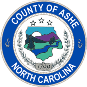 Ashe County, North Carolina - Image: Seal of Ashe County, North Carolina
