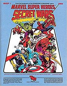 Secret Wars (adventure) - Wikipedia