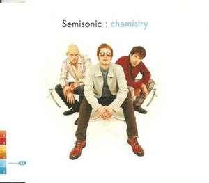 Chemistry (Semisonic song) - Image: Semisonic Chemistry Single