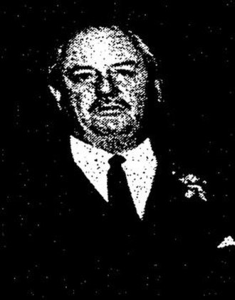 Ronald Holmes - Sir Douglas Clague