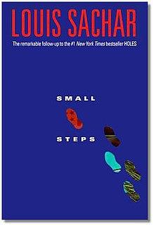 <i>Small Steps</i> (novel) novel by Louis Sachar