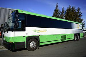 SolTrans - SolTrans express bus.
