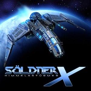 Söldner-X: Himmelsstürmer - Image: Soldner X