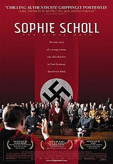 <i>Sophie Scholl – The Final Days</i> 2005 film by Marc Rothemund