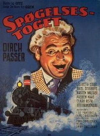 Ghost Train International - Poster