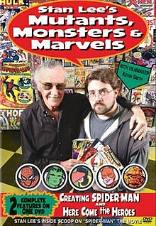 Stan Lee's Mutants, Monsters, & Marvels DVD cover
