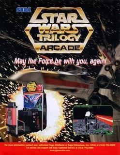 <i>Star Wars Trilogy Arcade</i> video game