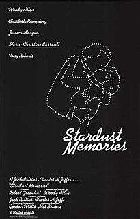 <i>Stardust Memories</i> 1980 film by Woody Allen