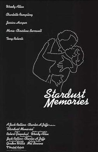 Stardust Memories - Theatrical release poster