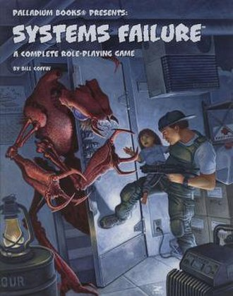 Systems Failure - Image: Systems Failure RPG 1999