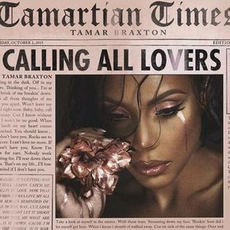 Calling All Lovers - Image: Tamar Braxton Calling All Lovers