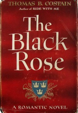 The Black Rose (novel) - First edition