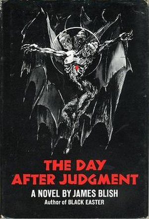 The Day After Judgment - First edition