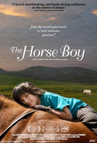 The Horse Boy - Theatrical release poster