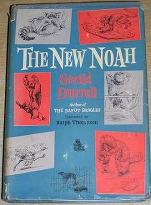 The New Noah - First edition