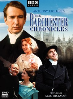 <i>The Barchester Chronicles</i>