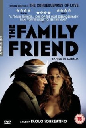 The Family Friend - Image: The Family Friend dvd