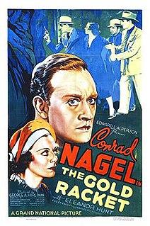 <i>The Gold Racket</i> 1937 film directed by Louis J. Gasnier