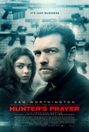 The Hunter's Prayer - Theatrical release poster