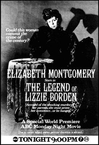 The Legend of Lizzie Borden - Image: The Legend of Lizzie Borden