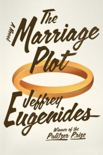 The Marriage Plot - First edition cover