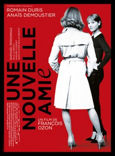 <i>The New Girlfriend</i> (film) 2014 film