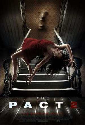 The Pact 2 - Image: The Pact 2 2014 film poster