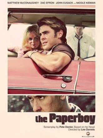 The Paperboy (2012 film) - Theatrical release poster