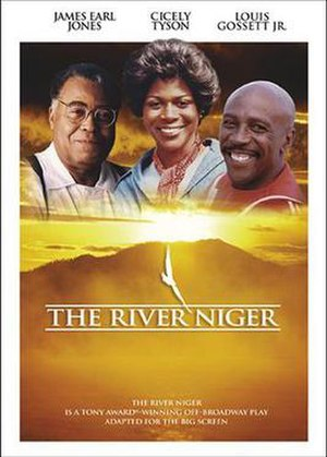 The River Niger (film) - Image: The River Niger Video Cover
