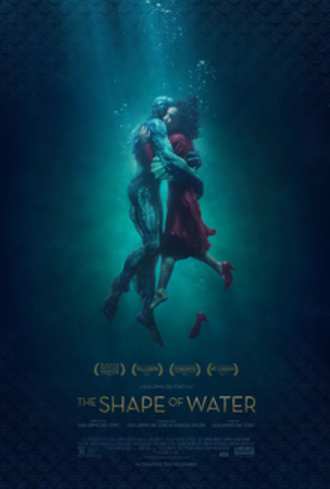 The Shape of Water - Theatrical release poster