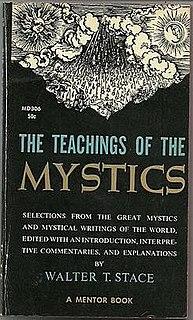 <i>The Teachings of the Mystics</i>
