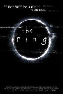 <i>The Ring</i> (2002 film) 2002 film