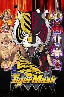 <i>Tiger Mask W</i>