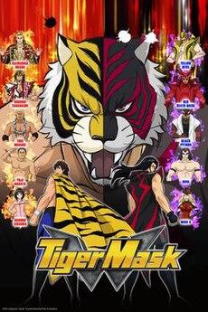 Risultati immagini per Tiger Mask W