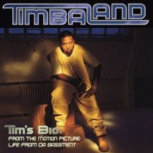 Tim's Bio - Life from da Bassment (Timbaland album - cover art).jpg