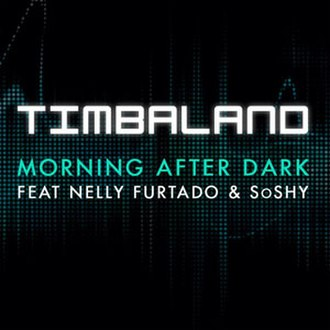 Morning After Dark - Image: Timbaland Morning After Dark (Official Single Cover)