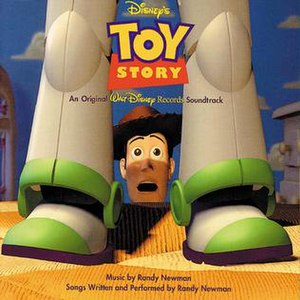 Toy Story - Image: Toy Story OST