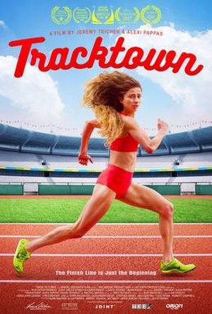 Tracktown - Theatrical release poster