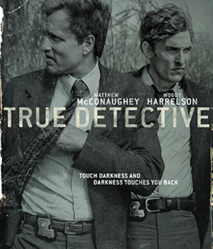 True Detective (season 1) - Blu-ray cover