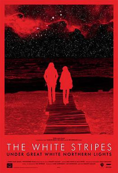 Picture of a movie: The White Stripes Under Great White Northern Lights