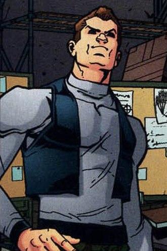 General (DC Comics) - Image: Ulysses H. Armstrong Robin no.178 pp.22 clip
