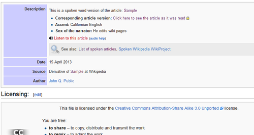 Upload Spoken Wikipedia displayed.png