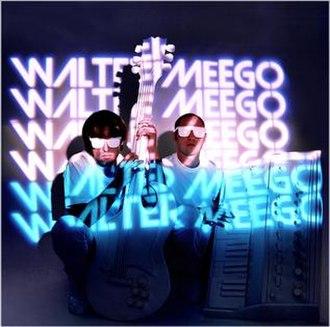 Voyager (Walter Meego album) - Image: Voyager lo res cover