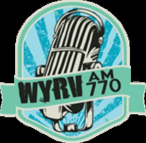 WYRV - Image: WYRV AM 2014