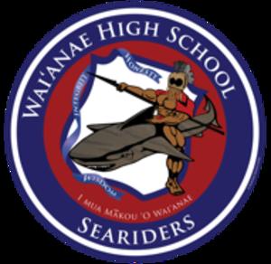 Waianae High School - Image: Waianae logo