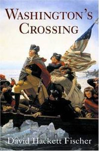 Washington's Crossing (book) - Image: Washington's Crossing (book cover)