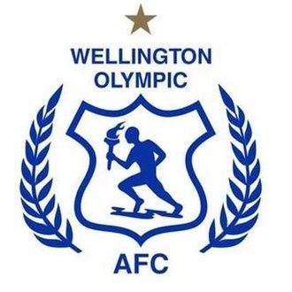 Wellington Olympic AFC - Image: Wellington Olympic AFC