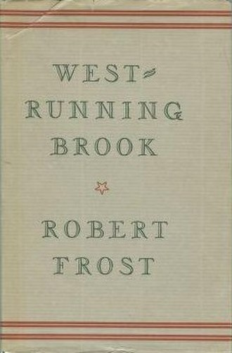 West-Running Brook - First edition