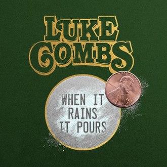 When It Rains It Pours (song) - Image: When It Rains It Pours