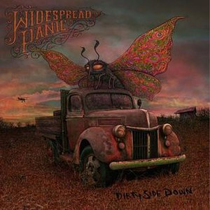 Dirty Side Down - Image: Widespread Panic Dirty Side Down
